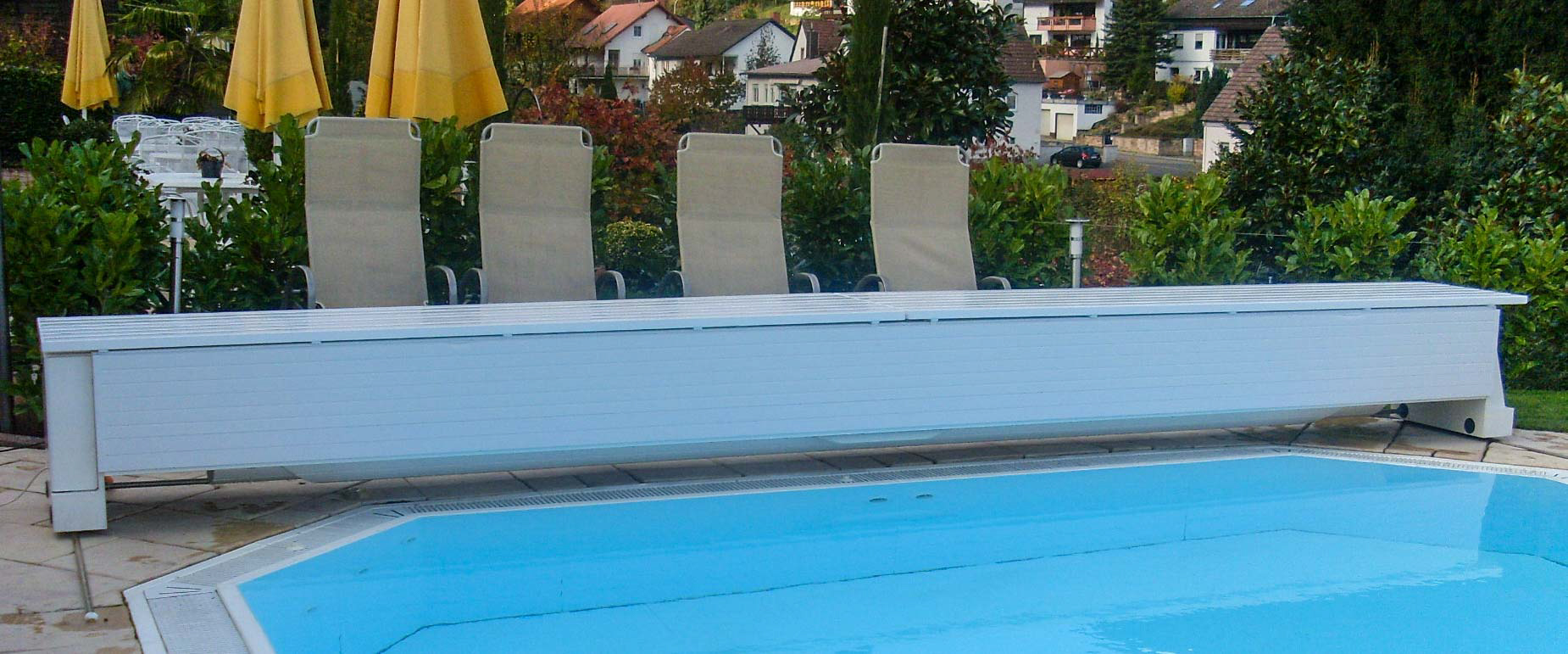 Habillage piscine cheap amenagement with habillage piscine top lit piscine safi vincent - Habillage piscine hors sol tubulaire ...